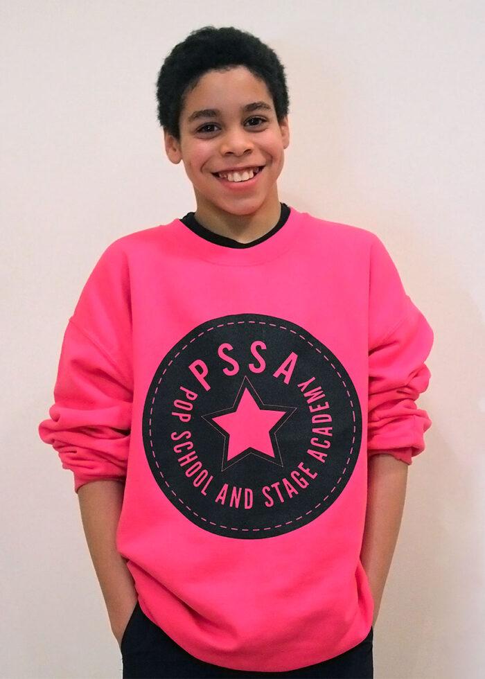 PSSA Pink Sweatshirt